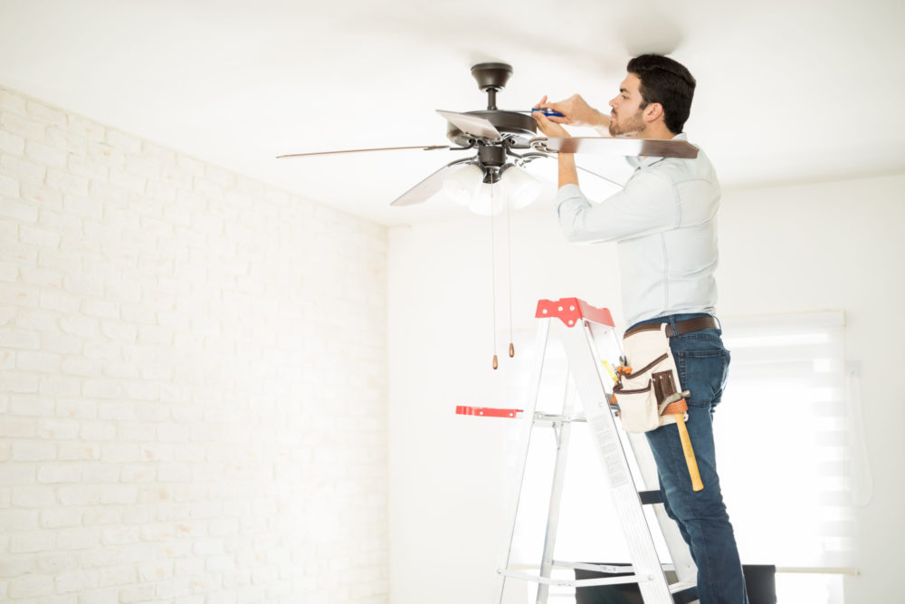 Rent My Husband electrical handyman